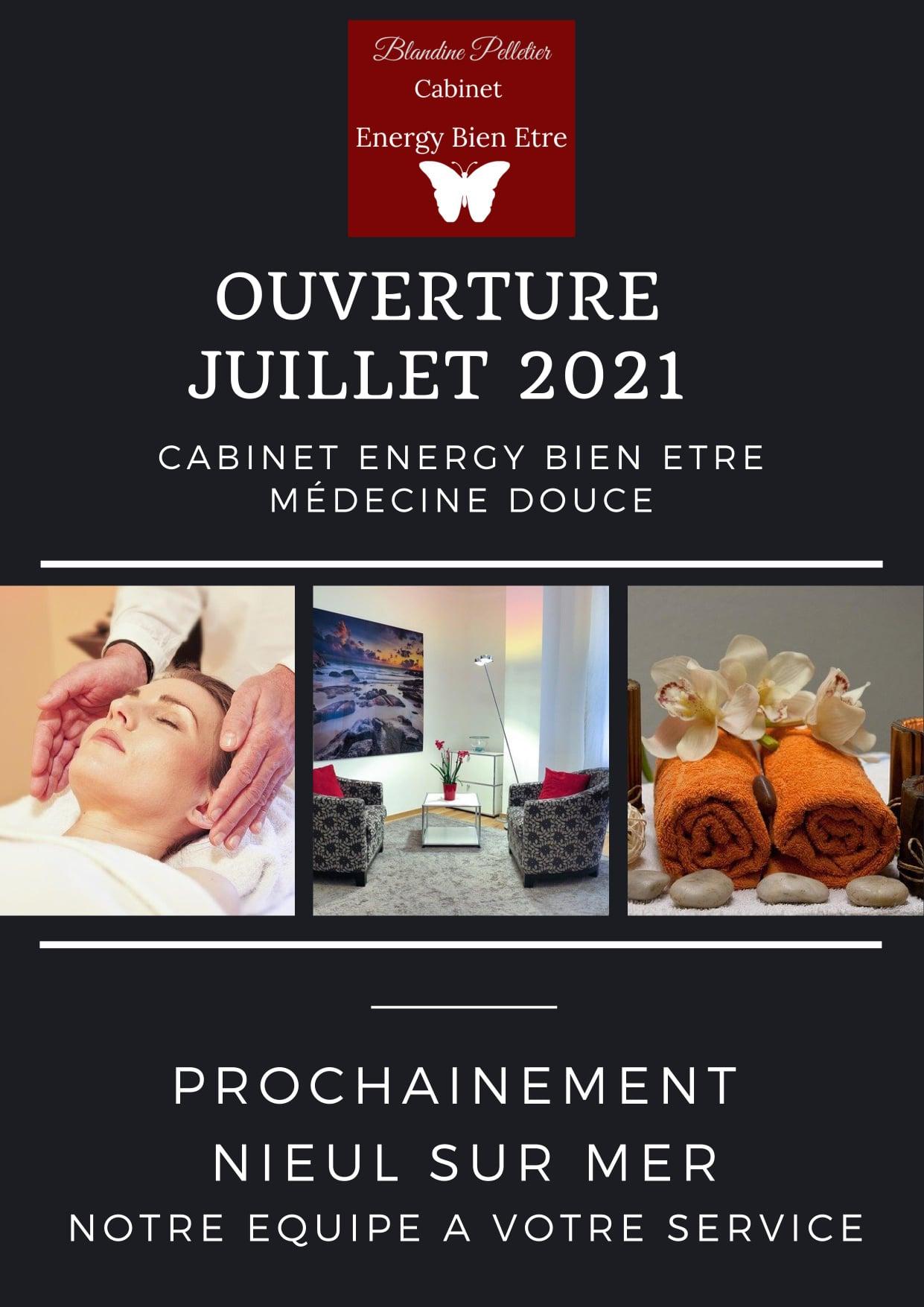 Ouverture Cabinet Blandine Pelletier